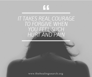 courage to forgive
